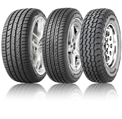 Runway Tires Homepage Set of Three